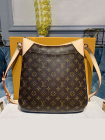 Louis vuitton original monogram canvas messenger bag M56389
