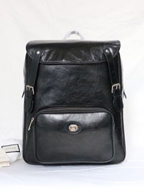 GG original calfskin medium backpack 575823 black