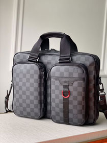 Louis vuitton original damier graphite briefcase N40278
