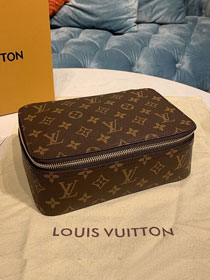 Louis vuitton original monogram canvas packing cube mm M43689