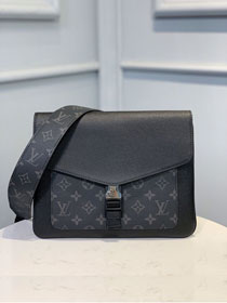 2020 louis vuitton original monogram outdoor flap messenger bag M30413