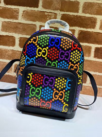 GG original calfskin small backpack 601296 black