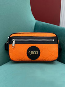 GG original canvas off the grid belt bag 631341 orange