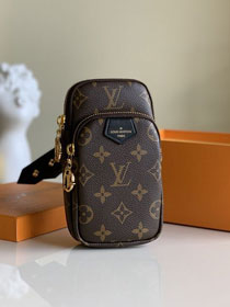 Louis vuitton monogram party palm springs bracelet bag M6575A