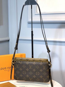 Louis vuitton original monogram double pochette M69156