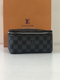 Louis vuitton original damier graphite packing cube pm N40181