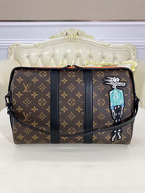 2021 louis vuitton original monogram keepall pouch M80200