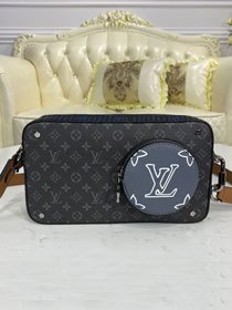 Louis vuitton original monogram eclipse volga bag M69688