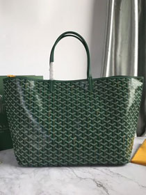 Goyard original canvas saint louis tote bag gm GY0027 green