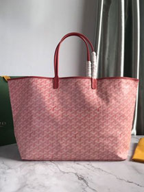 Goyard original canvas saint louis tote bag gm GY0027 pink