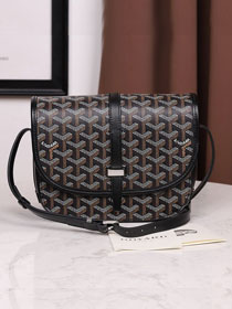 Goyard canvas belvedere bag GY0012 black