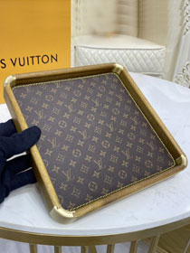 Louis vuitton monogram&walnut pallet GI0358