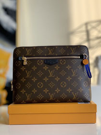 Louis vuitton original monogram canvas pouch M60417