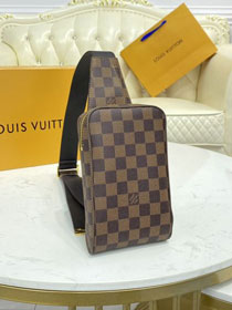 Louis vuitton original damier ebene sling bag N51994