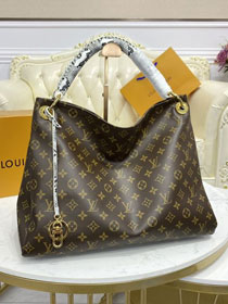 Louis vuitton original monogram canvas artsy mm M44010