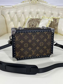 Louis vuitton original monogram canvas soft trunk M43580