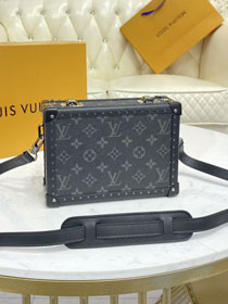 Louis vuitton original monogram eclipse soft trunk M44157