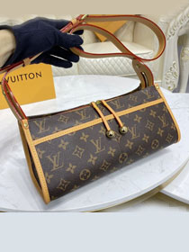 Louis vuitton original monogram canvas shoulder bag M40008