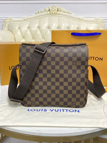 Louis vuitton original damier ebene naviglio messenger bag N45255