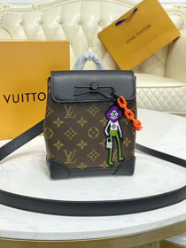 Louis vuitton original monogram canvas steamer XS bag M80327