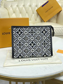 Louis vuitton original since 1854 textile toilette 26 M80074 black