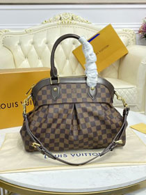 Louis vuitton original damier ebene handbag N51997