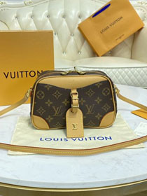Louis vuitton original monogram canvas shoulder bag M40009